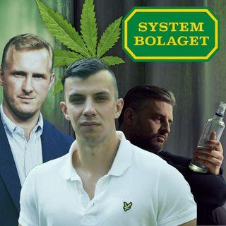 Svensk drogpolitik med Anton och Jonas