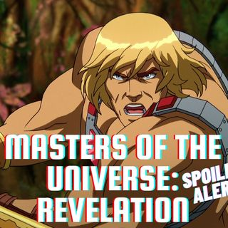 Masters of the Universe: Revelation (Spoiler Review)
