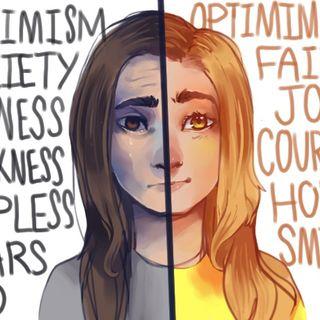 El optimismo que es tan malo como el pesimismo.