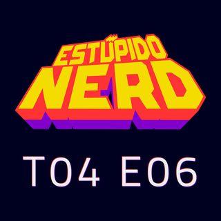 T4E06- Kung Fury y HardcoreHenry: Hermano menor en los 80's