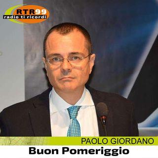 Paolo Giordano a RTR 99
