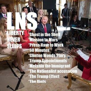 Liberty Never Sleeps 11/14/16 Show