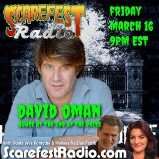 David Oman & The Oman House SF11 E17