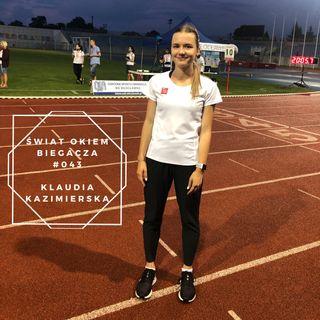 Celem są Igrzyska Olimpijskie! - Klaudia Kazimierska ŚOB #043