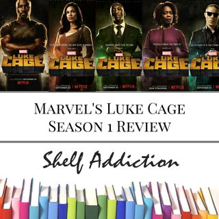 Ep 36: Luke Cage Season 1 Review | Pop Culture Sunday
