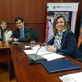 Alianza Fundación Telefónica y Gobernación de Cundinamarca. Audio: Sofia Fernández de Mesa