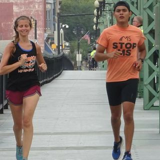 MS Run the US with Ricardo Contreras
