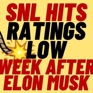 SNL Falls To Ratings Low - Get Woke Go Broke