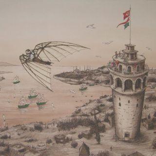 Hezârfen Ahmed Çelebi, l'ottomano volante