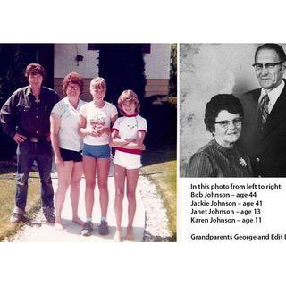THE PAROLE OF MASS MURDERER DAVID ENNIS-Tammy Arishenkoff