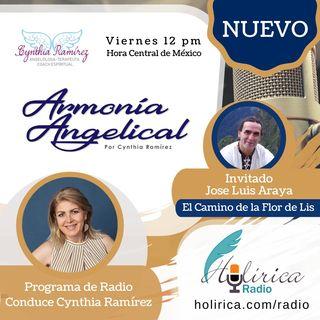 Armonìa Angelical con Cynthia Ramìrez