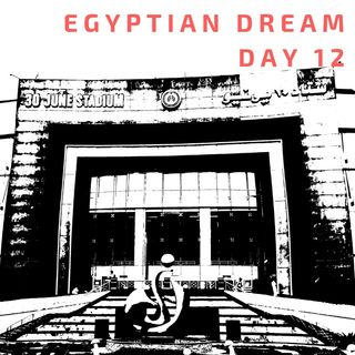 02 Jul: Egyptian Dream - Day 12 - The Two Wilfs