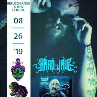 Replicon Radio - Hard Jawz 8/26/19