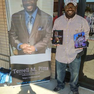 """Answer Game Podcast AfterParty Part 2 w/ Terrell """"Taz"""" Pitts, author"""