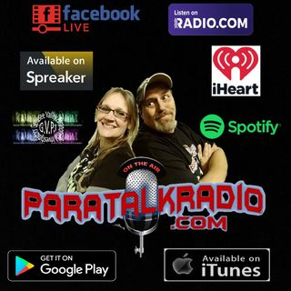 Paratalkradio welcomes Back - Jay & Marie Yates