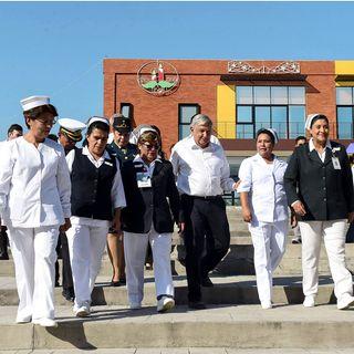 Sin seguridad social 60 por ciento de mexicanos: AMLO