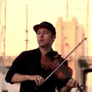 Violinist Josh Vietti stops by #ConversationsLIVE