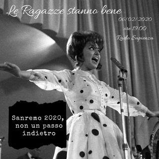 #2.8 Sanremo 2020, non un passo indietro