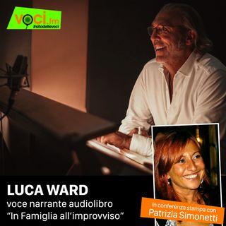 LUCA WARD su VOCI.fm - clicca PLAY e ascolta il videoincontro