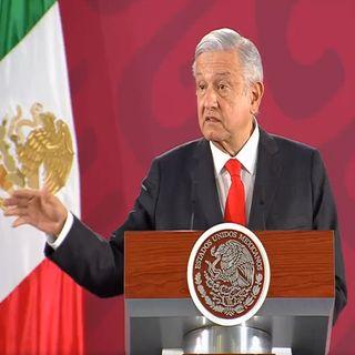 Amlo dijo que no se enganchará con el ex mandatario boliviano Jorge Quiroga