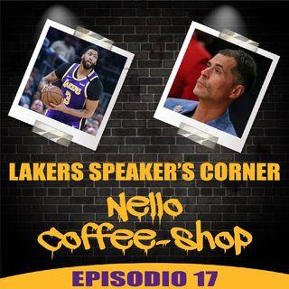 LAKERS SPEAKER'S CORNER E17 - Nello Coffee Shop