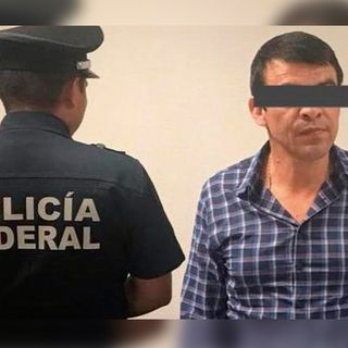 """Fue detenido Sergio Vega, alias """"el Latigo"""""""