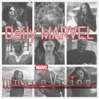 Daily Marvel: Wandavision - Nuevo clip sobre la visión nocturna de Vision