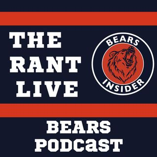 6. Bears Lose to Vikings, Foles Falling Apart, Play Calling, Bears Bye Week Considerations