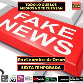 #OrsonRadio- Fake News - Una foto que generó polémica...