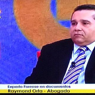 Herencias, Testamentos y Fraudes Documentales 5 de 5 Entrevista a Raymond Orta en el Programa Entre Noticias de Globovision