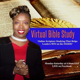 2 Part Bible Study Focus