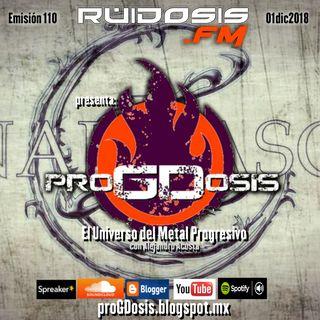 proGDosis 110 - 01dic2018 - Lunae Lasciva
