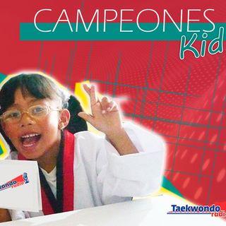 Campeones Kids - MATIAS MARTINEZ - Taekwondo Radio