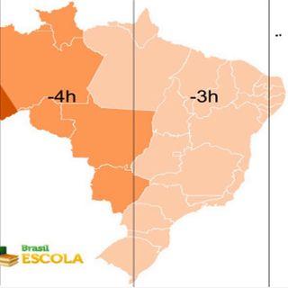 Episódio 02 - FUSOS HORÁRIOS NO BRASIL