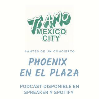 Phoenix en el Plaza Condesa