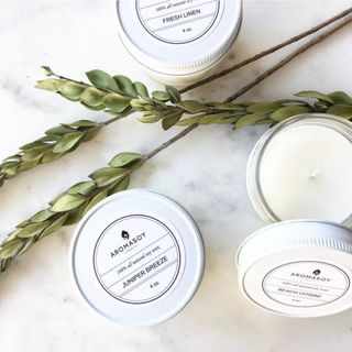 From Hobby to Paycheck: AromaSoy Candles