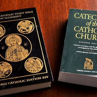 Catholic Catechism: The Profession of Faith Pt 1