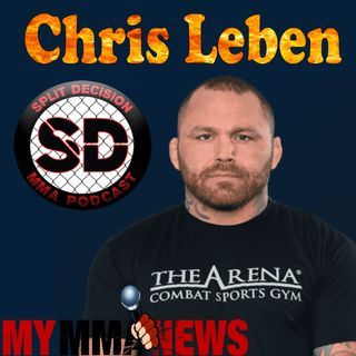 Chris Leben Interview 4/11/19