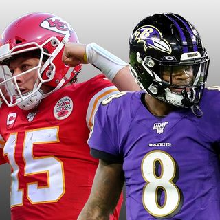 The NFL Show: Chiefs/Ravens recap and Week 3 QB Rankings