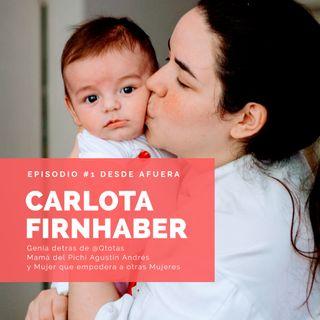 """#1 Carlota Firnhaber  y """"La Pastelería Artesanal"""""""