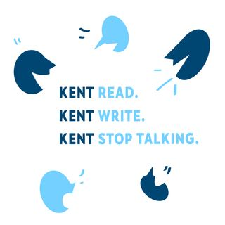 Kent Stop Talking...About Ghost Stories!