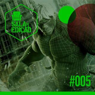#005 | Animação 3D e Efeitos Visuais