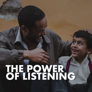The Power of Listening - Pr Andy Yeoh