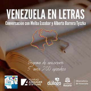 Venezuela en letras