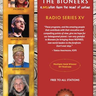 A Love That Is Wild: Why Wilderness Matters in the 21st Century - Terry Tempest Williams | Bioneers Radio Series XV