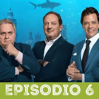 Episodio 6 - ¿Cuál tiburón de Shark Tank sería el mejor sugar daddy? (Debate serio)