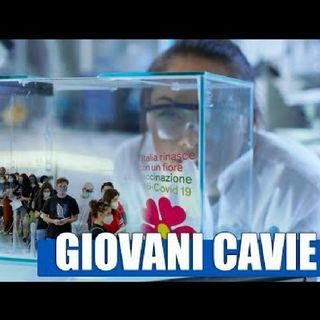 Giovani Cavie - Dietro il sipario - Talk show