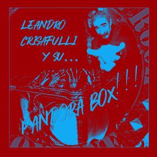 Especial king Crimson pandora box