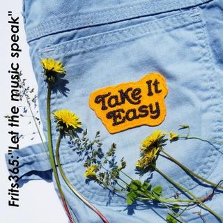 Frits365: Take it Easy - Podcast 016