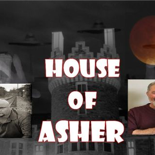 House of Asher episode 38 Thomas L. Freese Shaker Spirits Shaker Ghosts.